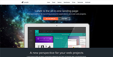 Landlr v1.1.0 - Themeforest All-in-one Landing Page - Bootstrap
