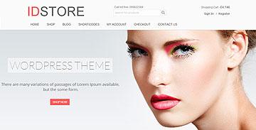 IDStore v3.4 - Responsive Multi-Purpose Ecommerce Theme
