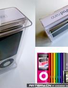 09 款 iPod nano 开箱图集