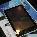 山寨iPad现身深圳电子展 售价仅900元