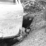 河南妇女阻止强制施工被碾死 官方称属意外死亡