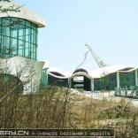 青岛现代艺术中心7年未竣工 群众以为是废炮楼