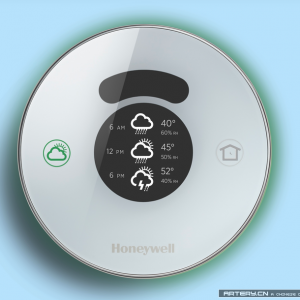 苹果Homekit合作伙伴Honeywell推出智能恒温器,Nest竞争对手强势来袭
