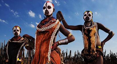 埃塞俄比亚即将消失的部落[14p]