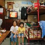 摄影师镜头下的香港穷人家庭