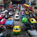 35000张移轴摄影照片展现纽约一天