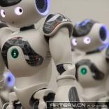 Nao机器人大跳集体舞