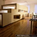 囧设计:办公室内的移动屋